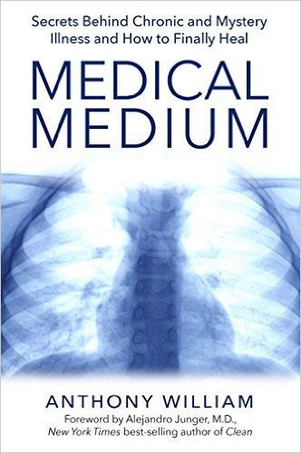 Medical Medium: Secrets Behind Chronic and Mystery Illness Ebook - Books with Benefits