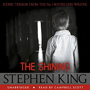The Shining  by Stephen King Audiobook - Books with Benefits