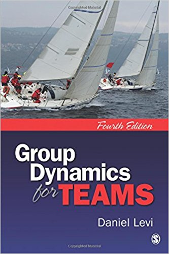 Group Dynamics for Teams 4th Edition by Daniel J. Levi  PDF