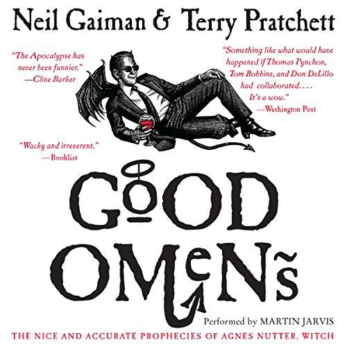 Good Omens: The Nice and Accurate Prophecies of Agnes Nutter by Neil Gaiman Audiobook MP3 Download - Books with Benefits