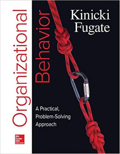 Organizational Behavior A Practical Problem Solving Approach 1st Edition PDF - Books with Benefits