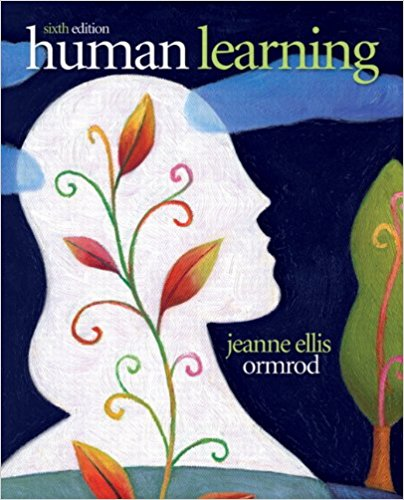 Human Learning  6th Edition by Jeanne Ellis Ormrod PDF
