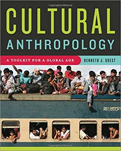 Cultural Anthropology: A Toolkit for a Global Age  by Kenneth J. Guest PDF - Books with Benefits