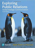 Exploring Public Relations: Global Strategic Communication 4th  Edition by Ralph Tench PDF
