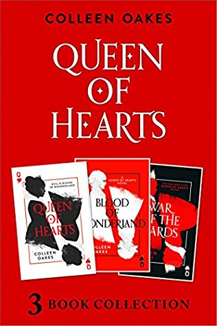 Queen of Hearts Saga 1-3 Ebooks by Colleen Oakes - Books with Benefits