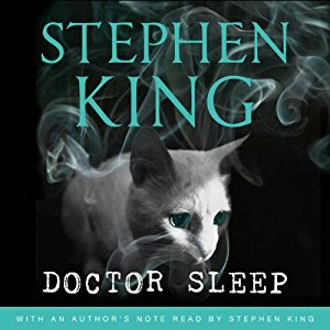 Doctor Sleep by Stephen King Audiobook - Books with Benefits
