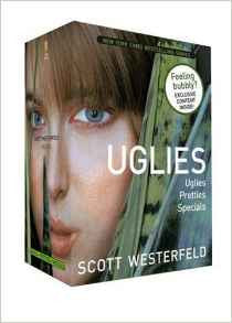 The Uglies - AudioBooks 1- 4 - Scott Westerfeld MP3