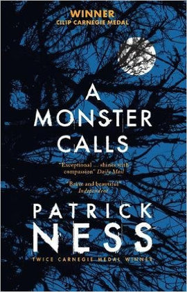 A Monster Calls by Patrick Ness Ebook