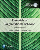Essentials of Organizational Behavior, Global Edition by Timothy A. Judge Stephen P. Robbins PDF