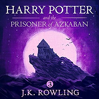 Harry Potter and the Prisoner of Azkaban,  Unabridged J.K. Rowling Stephen Fry (Narrator) - Books with Benefits