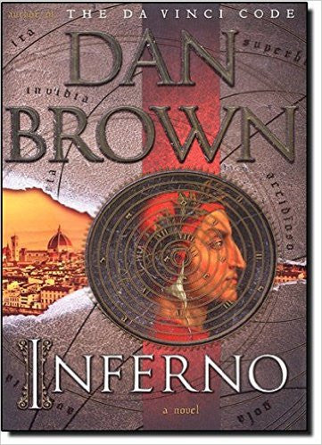 Inferno (Robert Langdon) by Dan Brown Audiobook MP3 - Books with Benefits