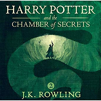 Harry Potter and the Chamber of Secrets  Audiobook  Unabridged J.K. Rowling (Stephen Fry (Narrator)) - Books with Benefits
