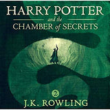 Harry Potter and the Chamber of Secrets  Audiobook  Unabridged J.K. Rowling (Stephen Fry (Narrator))