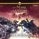 The Mark of Athena: The Heroes of Olympus, Book 3 by Rick Riordan Audiobook MP3