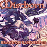 The Final Empire by Brandon Sanderson (Mistborn #1) Audiobook MP3