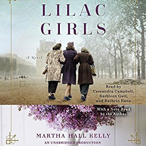 Lilac Girls by Martha Hall Kelly Audiobook - Books with Benefits