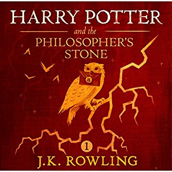 Harry Potter and the Sorcerer's Stone by J.K. Rowling Audiobook (Stephen Fry (Narrator)) - Books with Benefits