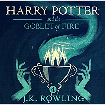 Harry Potter and the Goblet of Fire  Unabridged J.K. Rowling Stephen Fry (Narrator) Audiobook - Books with Benefits