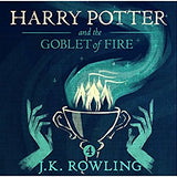 Harry Potter and the Goblet of Fire  Unabridged J.K. Rowling Stephen Fry (Narrator) Audiobook