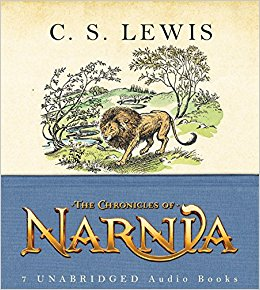 Chronicles of Narnia Complete Series Collection Audiobooks 1-7 by C. S. Lewis - Books with Benefits