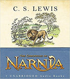 Chronicles of Narnia Complete Series Collection Audiobooks 1-7 by C. S. Lewis