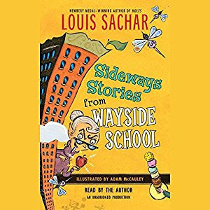 Sideways Stories from Wayside School  by  Louis Sachar  Audiobook MP3 - Books with Benefits