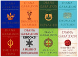 The Outlander Series by Diana Gabaldon 13 Ebooks