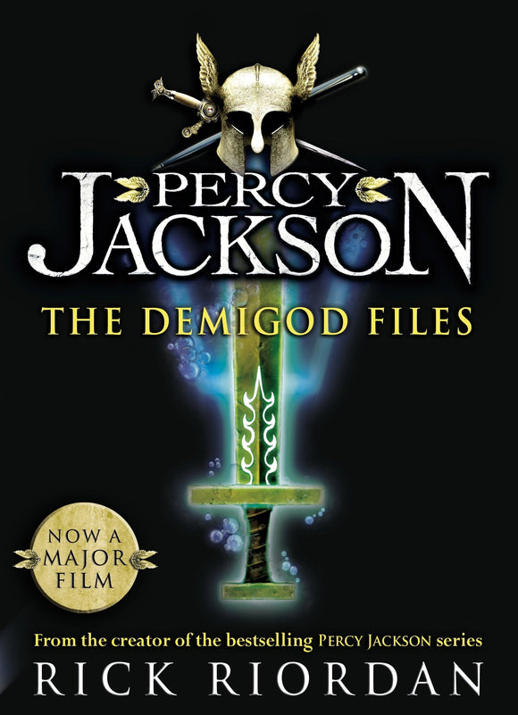 The Demigod Files by Rick Riordan Ebook - Books with Benefits