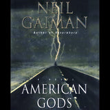 American Gods by Neil Gaiman Audiobook MP3