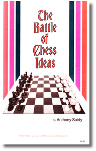 The Battle of Chess Ideas by Anthony Saidy Ebook - Books with Benefits