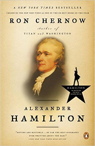 Alexander Hamilton  by Ron Chernow Ebook - Books with Benefits