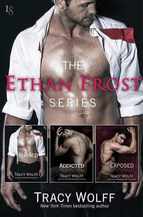 Ethan Frost series books 1-4 by Tracy Wolff Ebooks