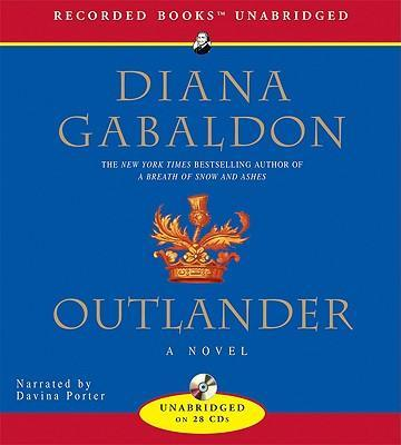 Outlander, Book 1 by Diana Gabaldon Audiobook MP3 - Books with Benefits