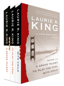 Kate Martinelli mysteries 1-5 Ebooks by  Laurie R. King - Books with Benefits