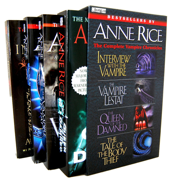 Anne Rice Collection Audiobooks - Books with Benefits