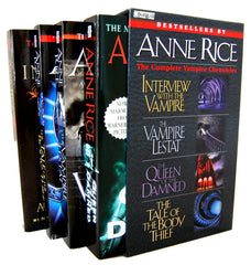 Anne Rice Collection Audiobooks