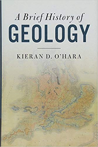 A Brief History of Geology 1st Edition by Kieran D. O'Hara PDF