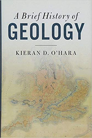 A Brief History of Geology 1st Edition by Kieran D. O'Hara PDF - Books with Benefits