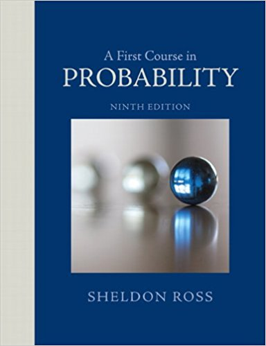 A First Course in Probability 9th Edition by Sheldon Ross PDF - Books with Benefits