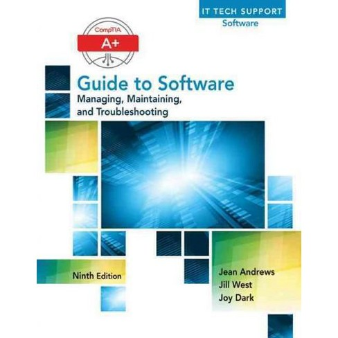 A+ Guide to Software 9th Edition by Jean Andrews PDF