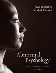 Abnormal Psychology: An Integrative Approach 7th Edition by David H. Barlow PDF - Books with Benefits