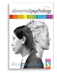 Abnormal Psychology 16th Edition by James N. Butcher  PDF - Books with Benefits