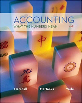 Accounting: What the Numbers Mean 10th Edition by David Marshall  PDF