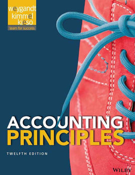 Accounting Principles 12th Edition by Jerry J. Weygandt PDF