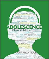 Adolescence 15th Edition Santrock PDF - Books with Benefits