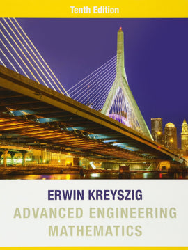 Advanced Engineering Mathematics 10th Edition by Erwin Kreyszig PDF