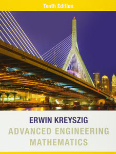 Advanced Engineering Mathematics 10th Edition by Erwin Kreyszig PDF - Books with Benefits