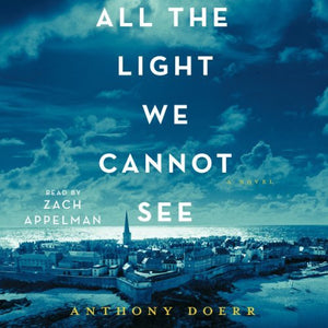 All the Light We Cannot See by Anthony Doerr Audiobook MP3 - Books with Benefits