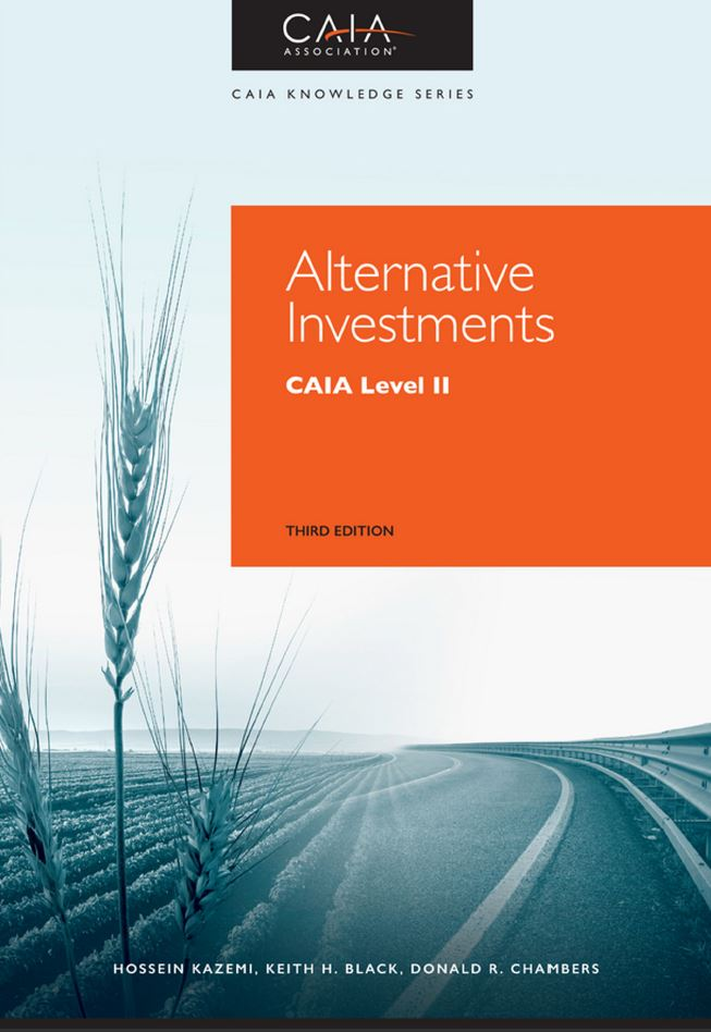 Alternative Investments: CAIA Level II  3rd Edition by CAIA Association PDF
