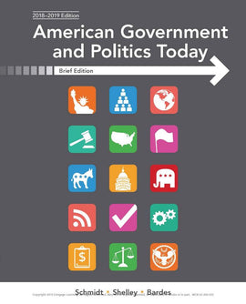 American Government and Politics Today, Brief 10th Edition by Steffen W. Schmidt PDF